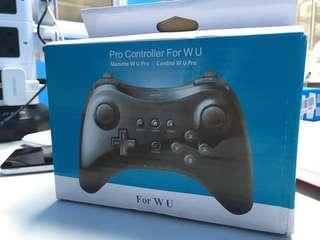Wii-U Professional Controller