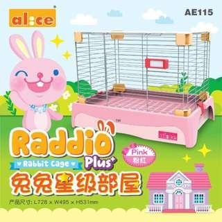 二手ALICE 兔籠附抽屜托盤