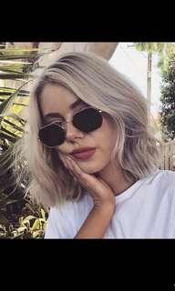 🚚 Instock Hexagon Frame 90s Octagonal Sunglasses/Eyewear