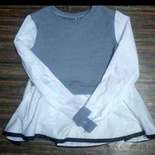 Long Sleeve Top M Size
