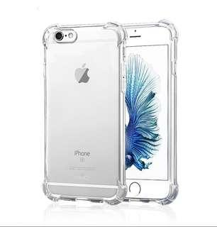 Iphone XR protective case TPU shock resistance clear casing