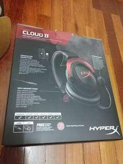 Hyper X Cloud 2 Red