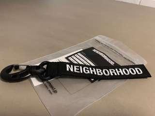 Neighborhood Key Holder Ring