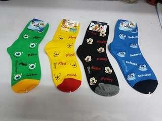 Character Socks / Korean Socks / Iconic Socks
