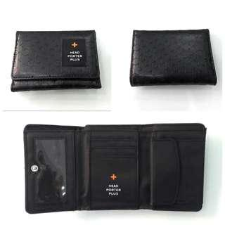 🎄Christmas Gift: Tri-Fold Black Porter Wallet