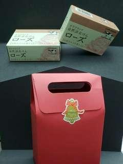 $50聖誕禮物 日本製Cow Brand玫瑰皂