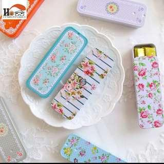 Rectangular Slide Candy Tins