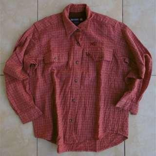 Kemeja Hiking MILLET Flannel