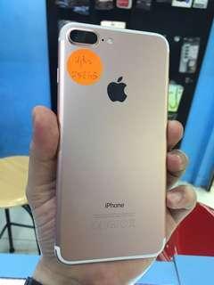 iPhone 7plus 256GB (Rose Gold)