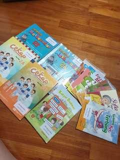 🚚 Primary 2 Textbook Malay / English