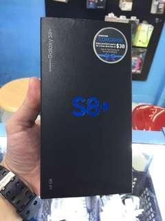 BN Samsung Galaxy S8+ (Gold) Export set