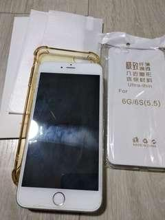 iphone 6s plus 64g silver