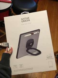 """NATIVE UNION GRIPSTER IPAD PRO CASE WITH 360 GRIP AND STAND 9.7"""""""