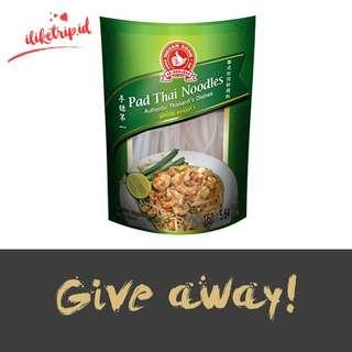 Give away (Free ongkir)