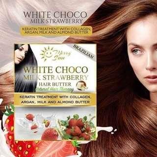 WHITE CHOCO HAIR BUTTER KERATIN TREATMENT (WHOLESALE!)
