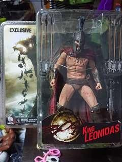 "SDCC Exclusive King Leonidas ""300"""