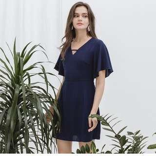 SSD Navy Blue Dress