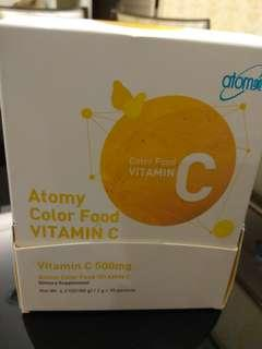 🚚 Atomy 艾多美 500mg Vitamin 新加坡 代購