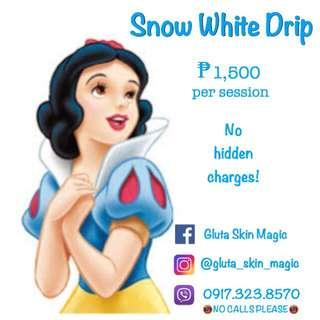 Snow White Drip
