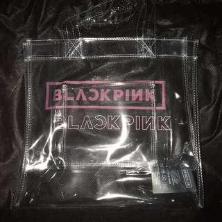 Official Blackpink Transparent Bag