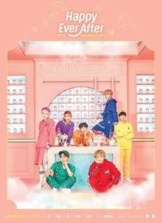 [PO] BTS 4TH MUSTER HAPPY EVER AFTER BLU RAY