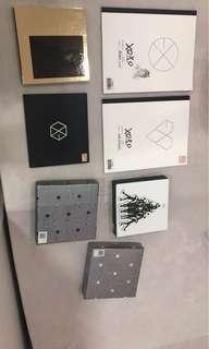 [ALBUM ONLY] EXO Album