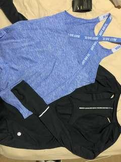 Nike/body gym bundle XS