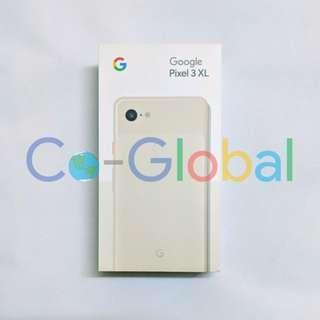 全新New Pixel 3XL 64GB Not Pink from Google Store US