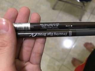 etude eyebrow pencil
