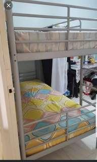 Common room (2pax) w/AC for rent