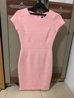 Dress selutut The Executive Size Small