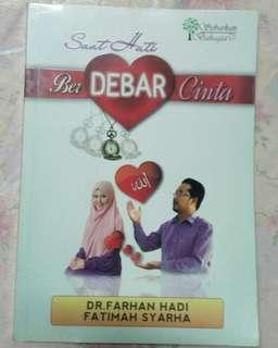 ~Preloved Book~ (novel islamik / novel cinta islamik / buku agama)