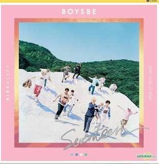 [PO] SEVENTEEN BOYS BE
