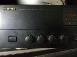 Magtone amplifier