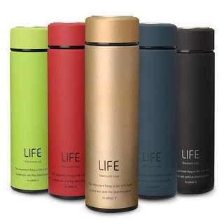🚚 Thermal Flask 450ml Matte finish (ideal xmas gift)