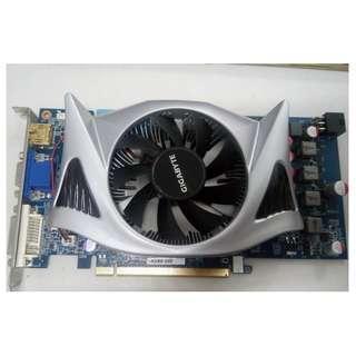 🚚 技嘉 GV-N250-1GI 顯示卡、PCI-E介面、1GB、DDR3、256Bit、是CP值高又非常耐操的一塊經典顯卡