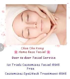 Home Based Facial @ CCK