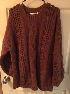 NWOT Chinstudio sweater