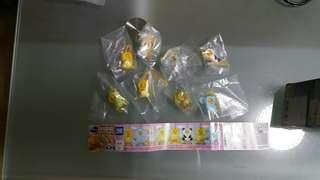 Winnie the pooh 小熊維尼熊 扭蛋 掛飾 迪士尼 Disney