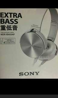 《AQ+》Sony Bass 耳機