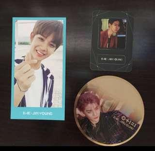 [WTS BUNDLE] Wanna One Bae Jinyoung Official Pc