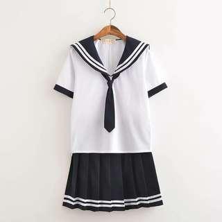 日本JK水手服