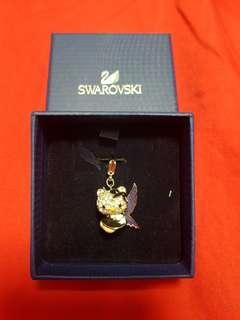 Swarovski Silver Hello Kitty Rock Charm 1161310