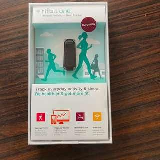 Fitbit One Tracker (Brand New)