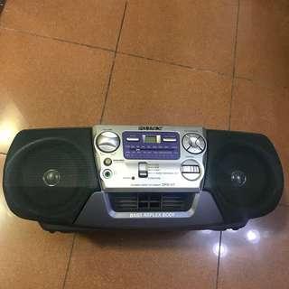Sony新力收音機CD機盒帶機Radio/Tape/CD