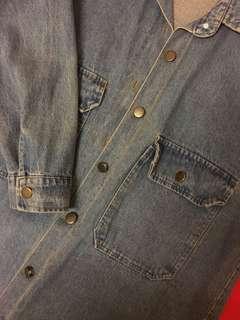 🚚 牛仔襯衫