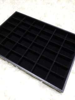 x L首飾什物盤!沒有盒蓋的