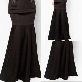 Kale Skirt by Rizalman