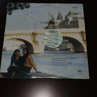 Lover's Romance is only Love lp 全新未拆,黑膠唱片 950 S2