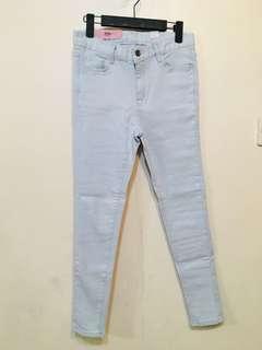 Chuu天藍色-5kg牛仔褲